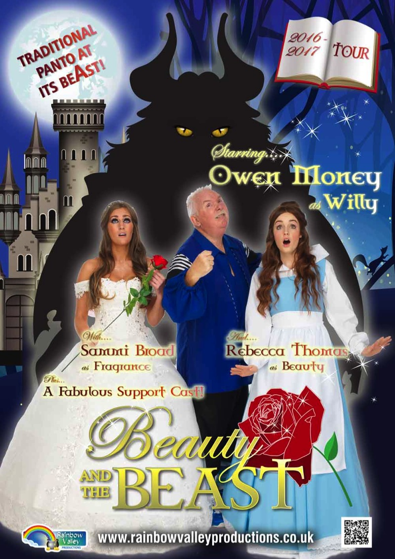 Owen Money Panto 2016/17